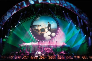Pink Floyd Division Bell Tour 1994