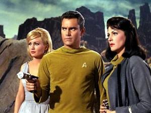 Star Trek Original Pilot, 'The Cage'